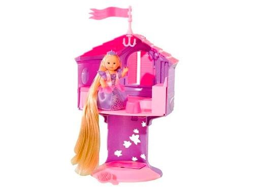 Muñeca Evi Rapunzel Tower 105731268