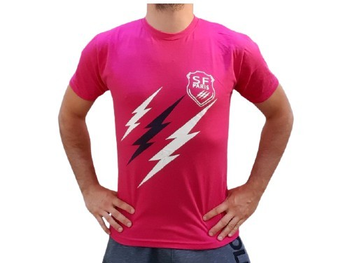 REMERA STADE FRANCES RAYOS PICTON RUGBY