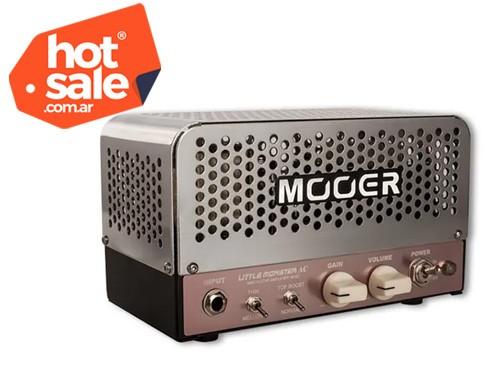 Amplificador Cabezal Guitarra Electrica MOOER LITTLE MONSTER AC 5W