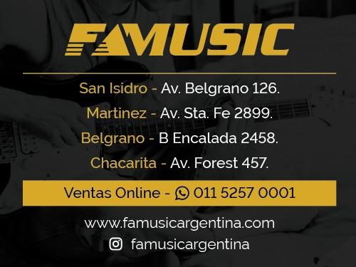 Guitarra Electrica ESP LES PAUL GUS G OZZY ECLIPSE ROCK ART HH BTQ