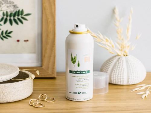 Avena Shampoo En Seco Spray Todo Tipo De Cabello X 150 Ml