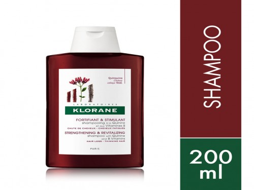Quinina Shampoo Anticaída Fortificante X 200 Ml