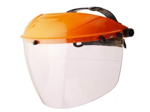 Kit Protector Facial Burbuja Transparente con Soporte rebatible