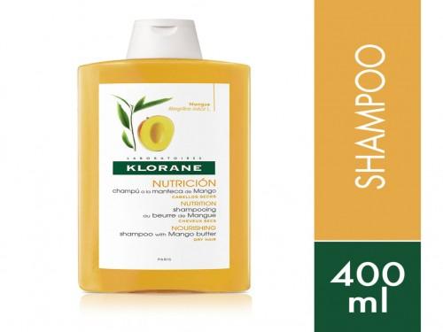 Mango Shampoo Cabello Seco X 400 Ml