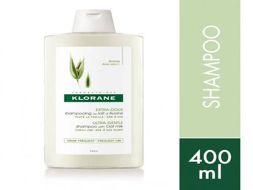 Avena Shampoo Uso Frecuente Cabello Delicado X 400 Ml