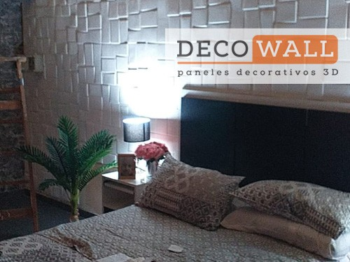 Revestimiento Autoadhesivo pared o techo en 3D Aislante Decowall
