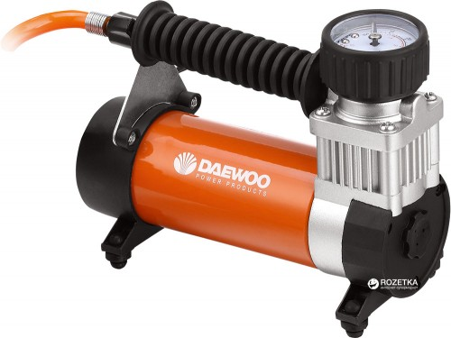 Compresor De Aire Daewoo 12 V Kit Maleta Accesorios Dw55-p