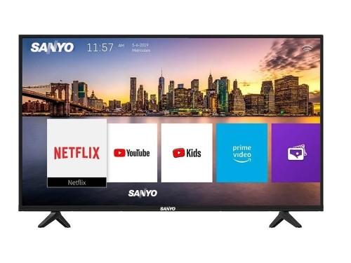 "SMART TV 50"" 4K SANYO LCE50SU9550 UHD"