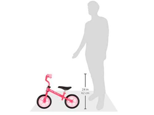 Chicco Primera Bicicleta Equilibrio Pink Arrow 1716