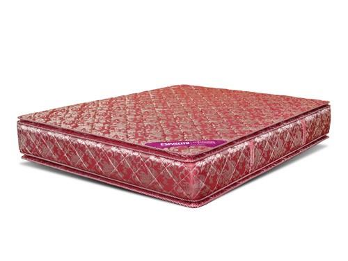 Colchon King Size 200x200 Resorte Doble Pillow Resistence 105 Kg