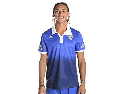 Camiseta Le Coq Sportif Gelp Away Player 2017