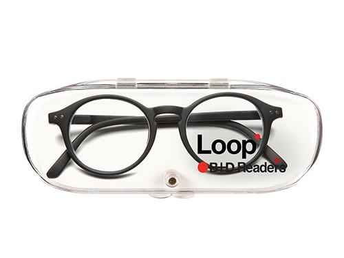 B+D - LOOP READERS - BLACK