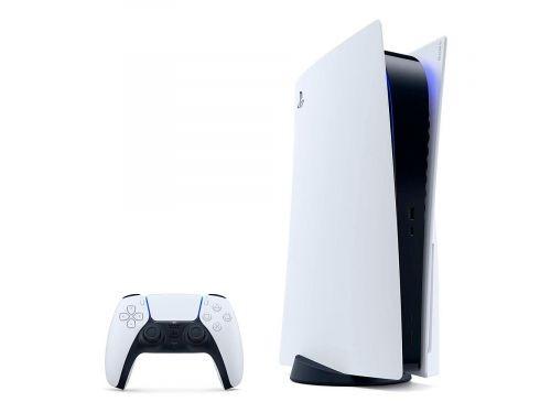 Consola PS5 Edicion Fisica c/ 2 Joystick PS5 + Spiderman Miles Morales