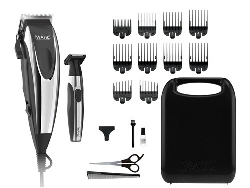 Set Maquina de Corte Home Cut + Maquina Detail Wahl Kit