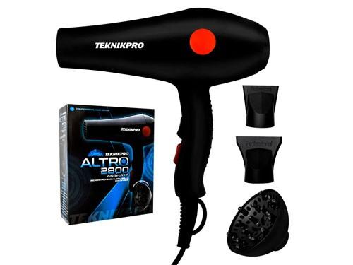 Secador de Pelo Profesional Altro 2800 Exclusive Teknikpro