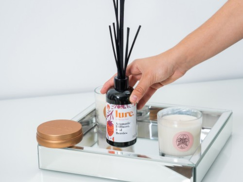 Difusor Aromatico + Spray para el Hogar by LURE