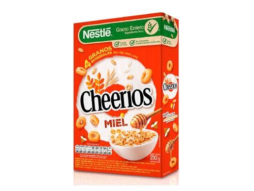 Cheerios Honey Cereal Matinal X 210 Gr