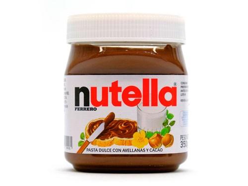 Nutella Ferrero Pasta De Avellanas & Cacao 350gr