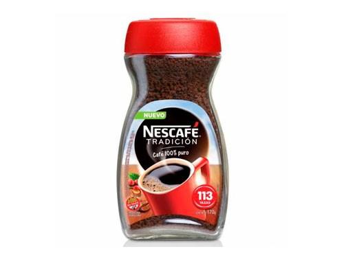 Cafe Nescafe Dolca Instantaneo Clasico Frasco 170 Gr