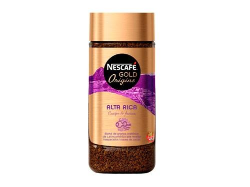 Nescafe Gold Origins Alta Rica Cuerpo Y Fuerza X 100 Gr
