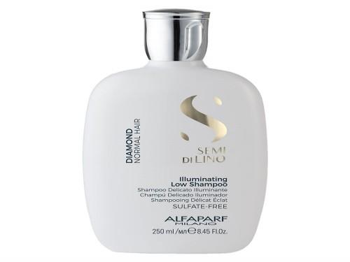 Low Shampoo Alfaparf Milano Semi Di Lino Diamond Illuminating x 250 ml