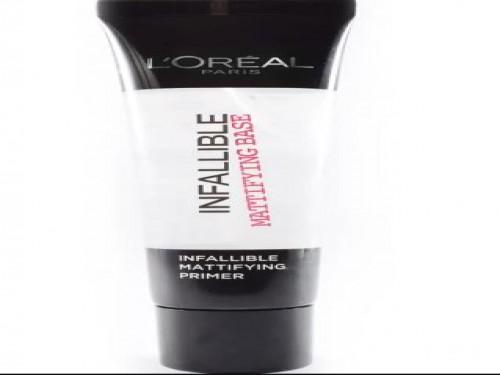 Pre Base de Maquillaje L'Oréal París Infallible Mattifyng x 35 ml