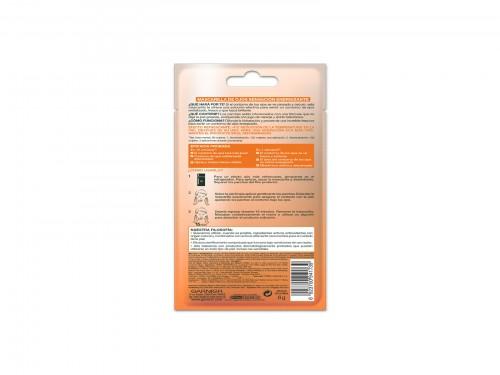 L'Oreal Mascarilla en tela para Ojos Garnier Orange x 1 Un