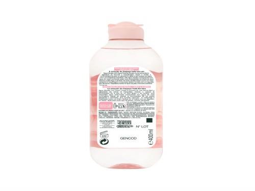 L'Oreal Agua Micelar de Rosas Garnier Skin Active x 400 ml
