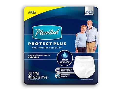 Plenitud Protect Plus Ropa Interior X 8