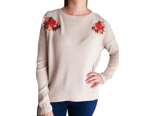 Sweater de Mujer Bordados