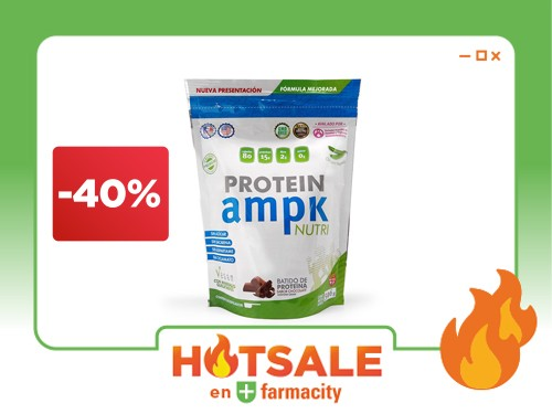 AMPK Protein Chocolate 506gr combo x3