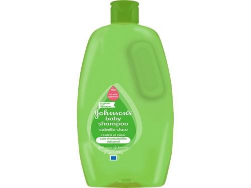 Johnson Baby Shampoo con Manzanilla Cabello Claro x 750 ml