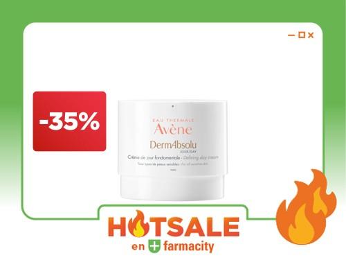 Crema Esencial Anti-Edad Avene Dermabsolu Day x 40 ml