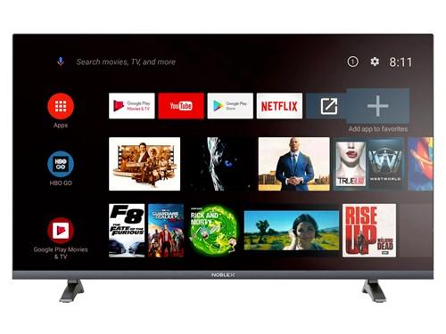 """Smart Tv 32"""" HD Q-Core Full Browser Netflix Noblex"""