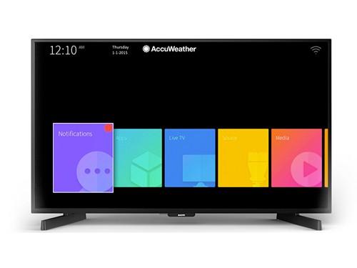 "Smart Tv 50"" UHD 4K HDMI USB Netflix Youtube Sanyo"