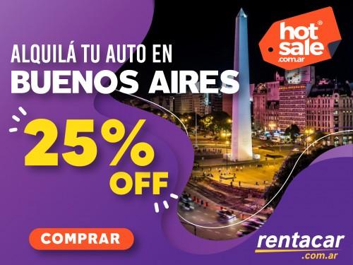 Alquiler de autos en Buenos Aires, al mejor  precio,