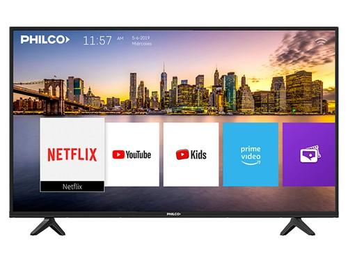 "Smart TV 43"" Digital Full Smart HDMI DUAL USB Netflix Youtube Philco"