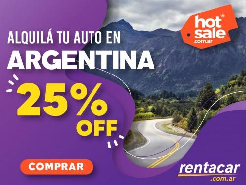 Alquiler de autos en Pilar, al mejor precio.
