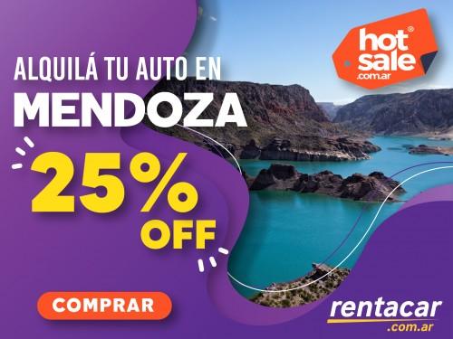Alquiler de autos en Mendoza, al mejor precio.