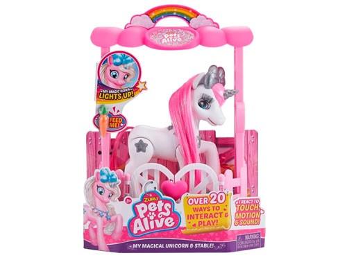Pets Alive Unicornio Interactivo Coleccionable 9502