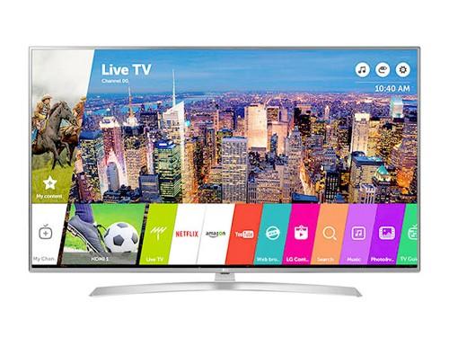 "Smart Tv 75"" 4K UHD IPS HDR LG"