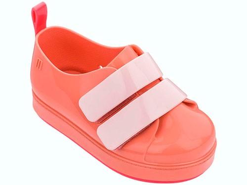 Zapatillas infantiles Mini Melissa Go Sneaker BB Nene Nena PVC Brasil