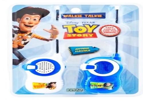 Walkie Talkie Toy Story Ditoys