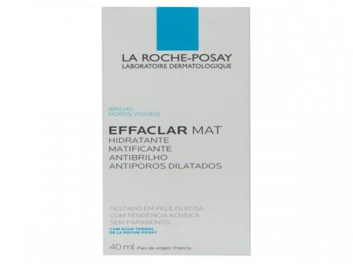 Effaclar Mat Hidratante Sebo Regulador X 40 Ml