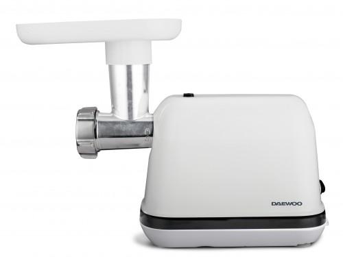 Picadora De Carne Daewoo Mg5121 1200w - 3 Discos De Acero Inoxidable