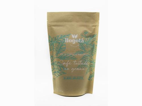 Café Tostado Molido en Grano Blend Selecto  Bogotá  250gr -35%
