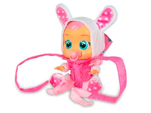 Portabebés Para Muñecas Cry Babies 95941