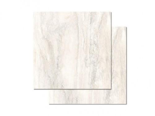 Porcelanato Alberdi Ferrara Bianco 60x60 Travertino