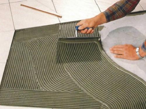Pegamento Porcelanato Loza Radiante Klaukol Flex 30kg