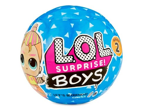 Lol Muñeca Lol Surprise Boys Serie 2 L.o.l 561699